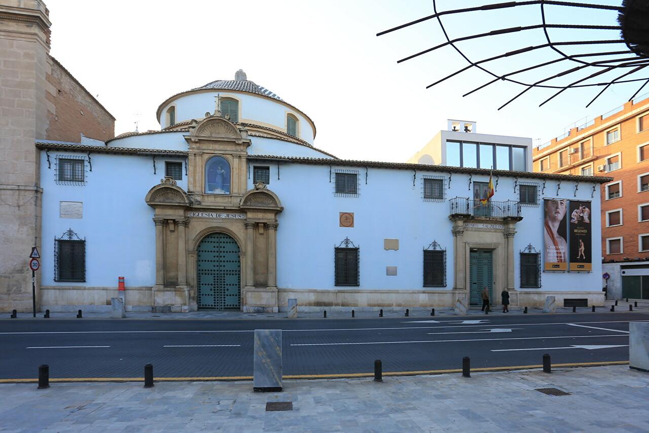 Plaza de San Agustín, Murcia