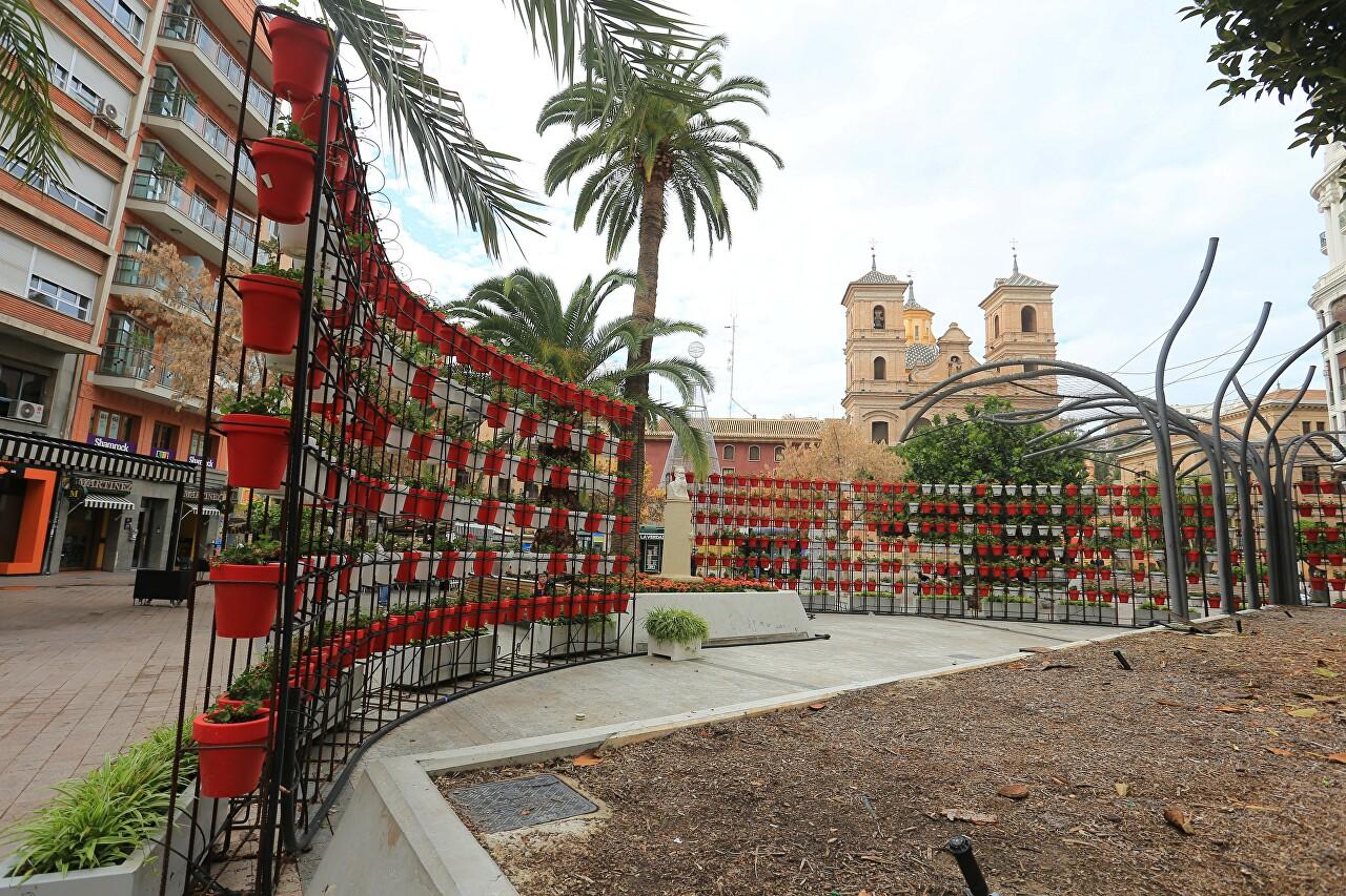 Plaza de Santo Domingo, Murcia