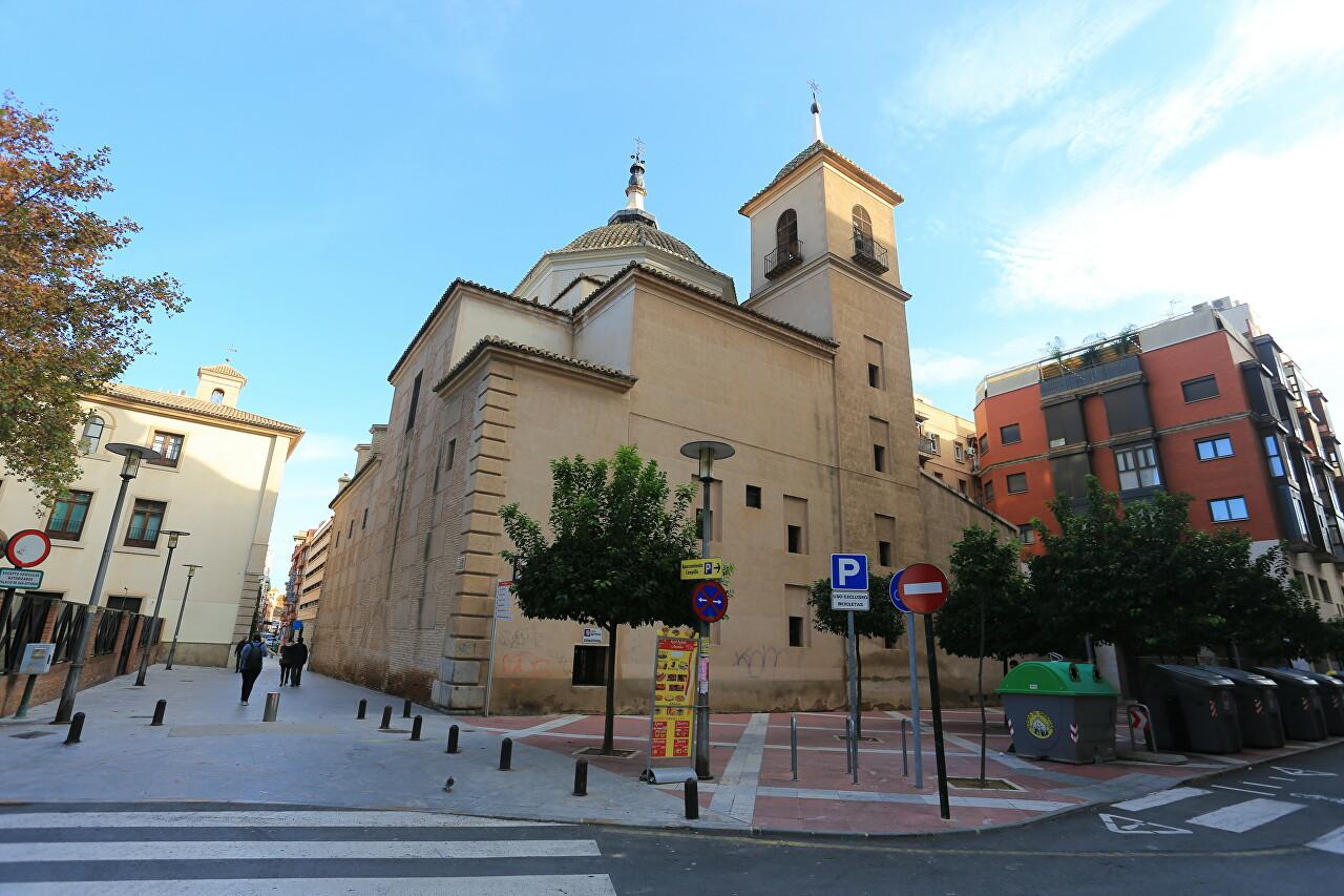 St. Michael's Church (Iglesia de San Miguel), Murcia