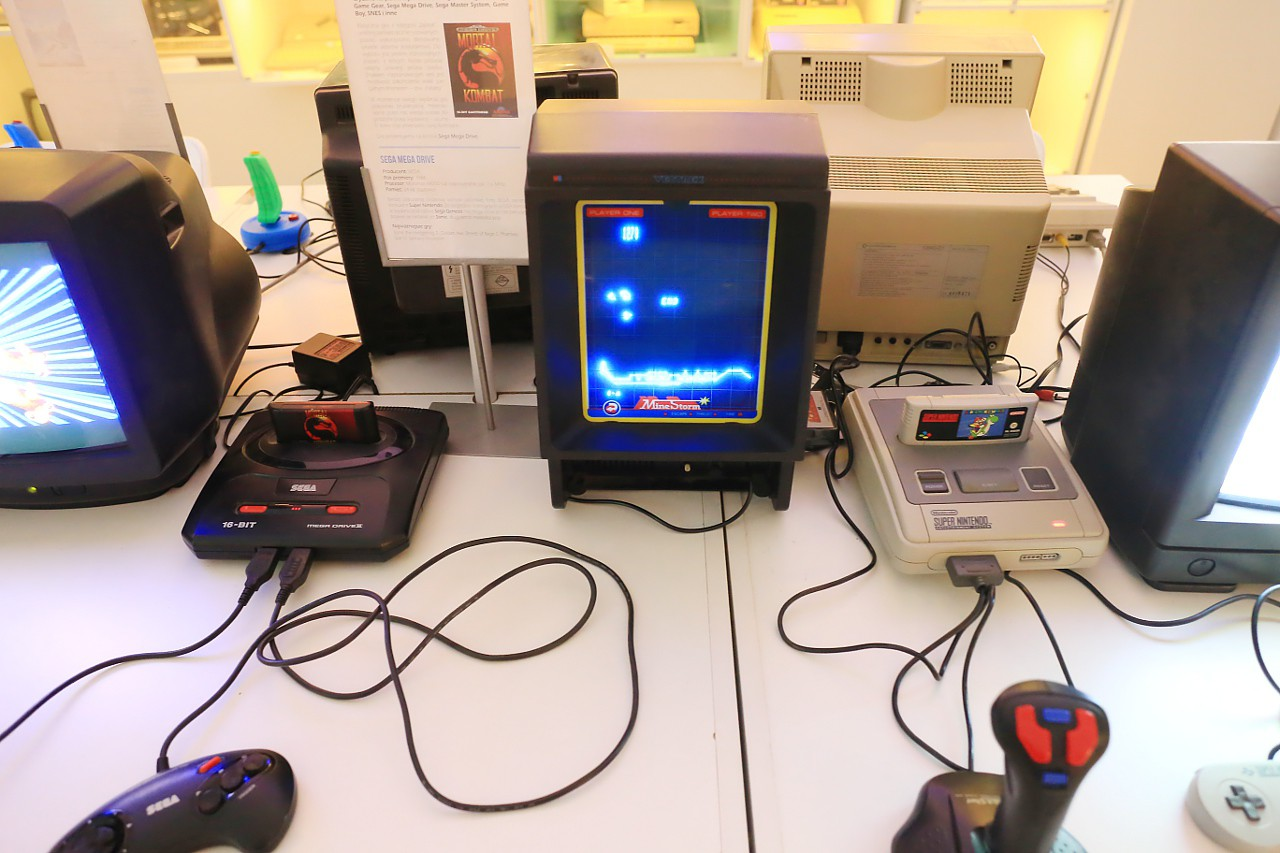 Computer games museum, Wroclaw
